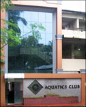 Aquatics Club Building