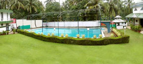 Aquatics Club Swimming Pool